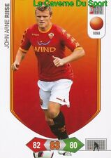 JOHN ARNE RIISE NORWAY AS.ROMA CARD CALCIATORI ADRENALYN PANINI 2011