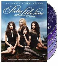 Pretty Little Liars: The Complete First Season (DVD, 2011) Brand NEW