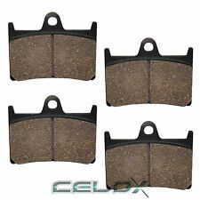 Front Brake Pads For Yamaha XV1700ATM Road Star 1700 Midnight Silverado 2004-07