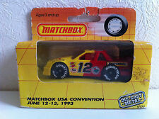Matchbox - Voiture Nascar USA Convention 1993 (1/64)