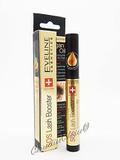 EVELINE Eyelash Serum 5in1 with Argan Oil - SOS Lash Booster - Double the Volume