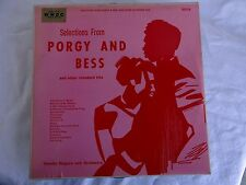 Selections from Porgy and Bess (Concertone 20115)