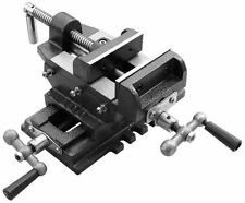 5'' MACHINIST CROSS SLIDE VISEL DRILL PRESS VISE FREE SHIPPING
