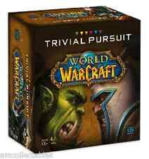 HASBRO TRIVIAL PURSUIT - WORLD OF WARCRAFT - GERMAN - NIP