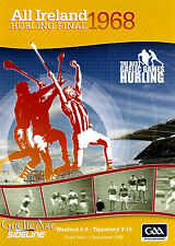 1968 GAA All-Ireland Hurling Final:  Wexford v Tipperary  DVD