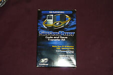 Playstation 2 Game Shark Shark Port Code & Save Transfer Kit COMPLETE W/BOX
