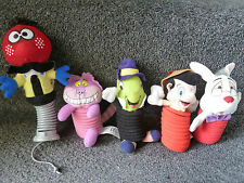 McDonalds Collectable  5 Spring Toys