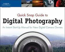 Qucik Snap Guide to Digital Photography by David Busch BOOK