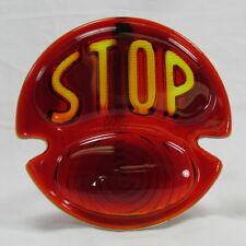 """STOP"" Model A DUOLAMP 1928 1931 Tail Light GLASS LENS Chopper Bobber Cafe Racer"