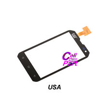 Black Touch Screen Digitizer Replacement Part For Caterpillar Cat B15Q