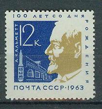 Russland Briefmarken 1963 Pasteur- Institut Paris Mi.Nr.2822 postfrisch