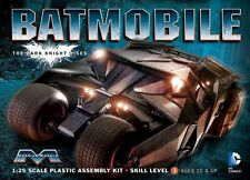 Moebius BATMOBILE TUMBLER FROM THE DARK KNIGHT RISES BATMAN model kit 1/25