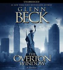 CD Audio Book The Overton Window by Glenn Beck (2010, CD, Unabridged