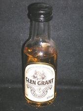 Glen Grant  Highland Malt Scotch Whisky 5cl  43%vol