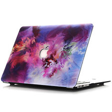 "Colorful Paint Matte Hard Case+Keyboard Cover for MacBook 12"" Air Pro 11"" 13""15"""