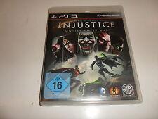 PlayStation 3 PS 3  Injustice: Götter unter uns