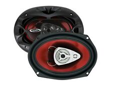 "New BOSS CH6930 CHAOS EXXTREME 400W 6"" X 9"" 3-Way Car Audio Speakers (Pair)"