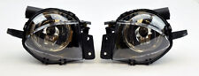 Clear Front Euro Crystal Fog lights FITS BMW E90 3 Series 4dr Sedan Saloon