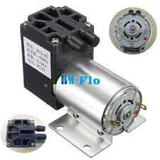 Micro Air  Vacuum Pump 12V 5L/M 6W  Air Compressor Electric Pump