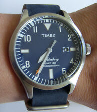 Timex reloj Waterbury Collection tw2p64500 Indiglo con luz y fecha