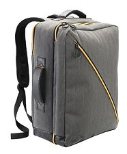 Cabin Max Oxford 50x40x20cm Carry On Luggage - Backpack Grey
