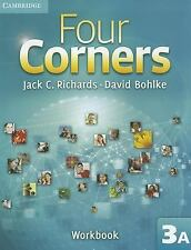 Four Corners Level 3 Workbook A by Jack C. Richards and David Bohlke (2011,...