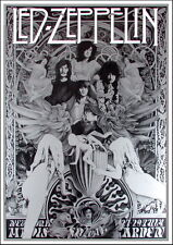 """MX11043 Led Zeppelin - English Rock Band Music Star 14""""x20"""" Poster"""