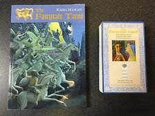The Fairytale Tarot by Karen Mahony Book & 78 Card Deck