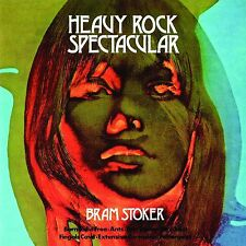 LP BRAM STOKER - HEAVY ROCK SPECTACULAR VINYL RECORD STORE DAY 2016 RSD NUOVO