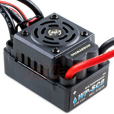 Hobbywing EZRUN WP SC8 Waterproof 120A Brushless ESC SCT SPORT Car #EZRUN-WP-SC8