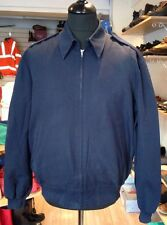Genuine Men's RAF Issue General Purpose Navy Blue Jacket with Liner 107/M