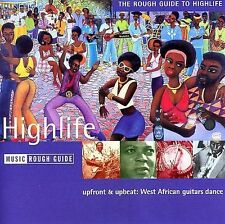 ~COVER ART MISSING~ Various Artists CD Rough Guide to Highlife