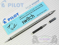 Pilot Birdie switch multi function 0.5mm ball pen & mechanical pencil+ 1 refill
