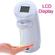 Battery Powered 250ml Automatic Touchless IR Sensor Soap and Sanitizer Dispenser
