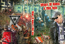 11 DVD BOX DERBY DI ROMA || AS ROMA || SS LAZIO 1900 || ULTRAS || LA CAPITALE