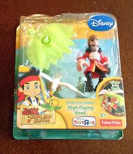 New Disney Jake Neverland Pirates YO HO LET'S GLOW HIGH FLYING HOOK Glow in Dark