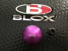 BLOX RACING 142 PURPLE SHIFT KNOB 10X1.5 ACURA HONDA