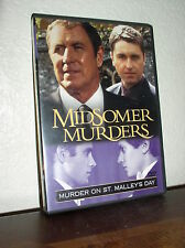 Midsomer Murders: Murder on St. Malley's Day (DVD, 2001,Acorn Media)