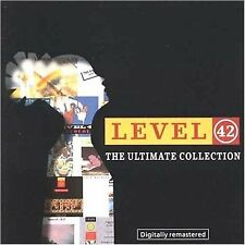 The Ultimate Collection by Level 42 (CD, Oct-2002, 2 Discs, Universal/Polydor)