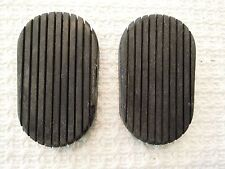 1941-1953 Cadillac Clutch or Brake Pedal Pad, New, PAIR