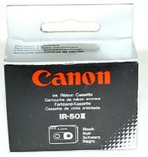 2 original cinta de impresora Canon s50 s70 ir-50ii wordboy pw10 type Star 2 3 4 5 6 Ribbon