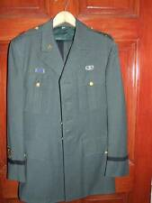 Vtg U S Military ARMY Korea Dress Uniform + Medals Citation Sterling Paratrooper