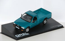 --  IXO / Opel Collection -  OPEL CAMPO  -  1993-2001  -  grün  -  1:43  -  NEU