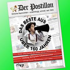 DER POSTILLON | DAS BESTE AUS ÜBER 160 JAHREN | (Buch) sofort lieferbar !!!