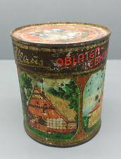 Tin Can - Wafers / Gingerbread - Gustav Klaus - Varel - 30s Years