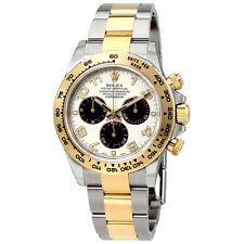 Rolex Cosmograph Daytona Stainless Steel and 18K Yellow Gold Automatic Mens