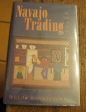 Navajo Trading The End of An Era Powers 2001 First History Free Us Shipping Nice