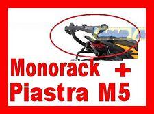 PORTAPACCHI + Piastra M5 HONDA NC750 X S GIVI 1146FZ COMPLETO HONDA NC750X 2016
