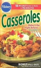CASSEROLES PILLSBURY COOKBOOK OCTOBER 2003 #272 CHICAGO DEEP-DISH SAUSAGE PIZZA!