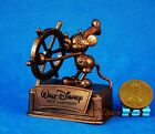 Walt Disney 110th Anniversary Mickey Mouse Cake Topper Statue Figure Model A573